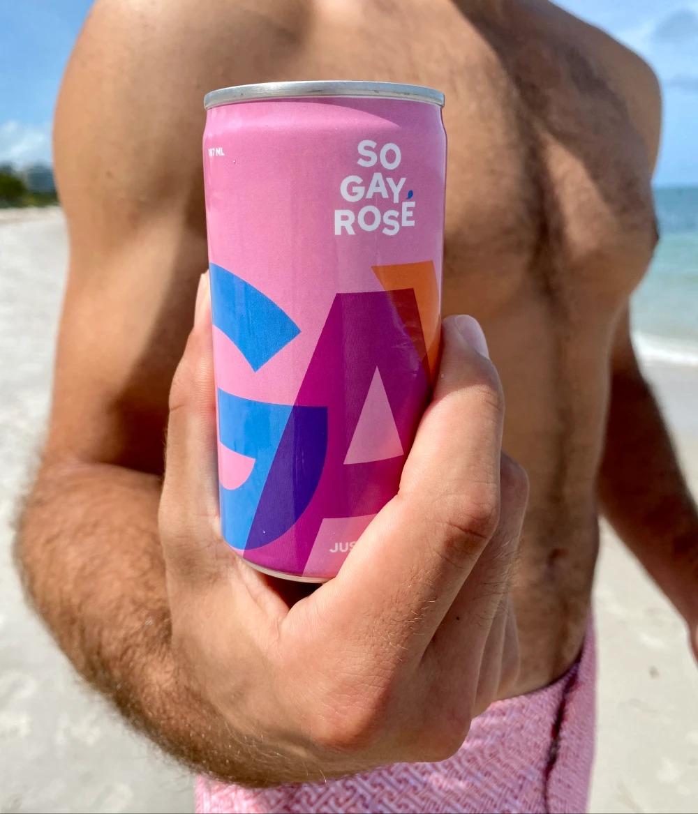 So Gay Rosé