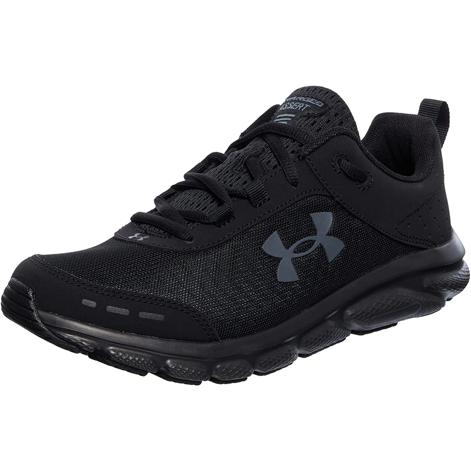 Under Armour Charged Assert 8 Mrble Running Shoe