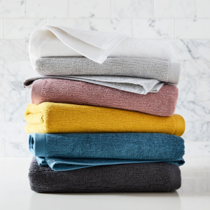 organic quick dry towels