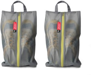 pack all water resistant shoe bags