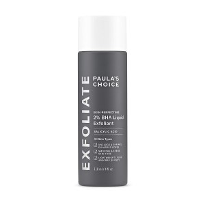 paula's choice exfoliator, mens skincare routines