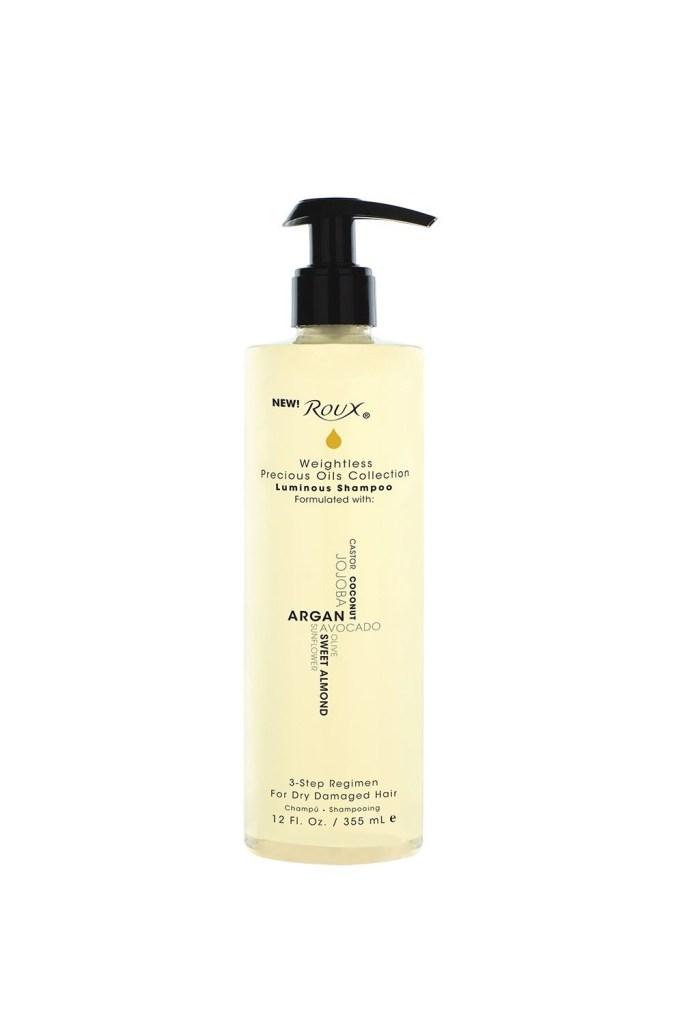 Roux Weightless Precious Oils, Best moisturizing shampoos for dry scalp