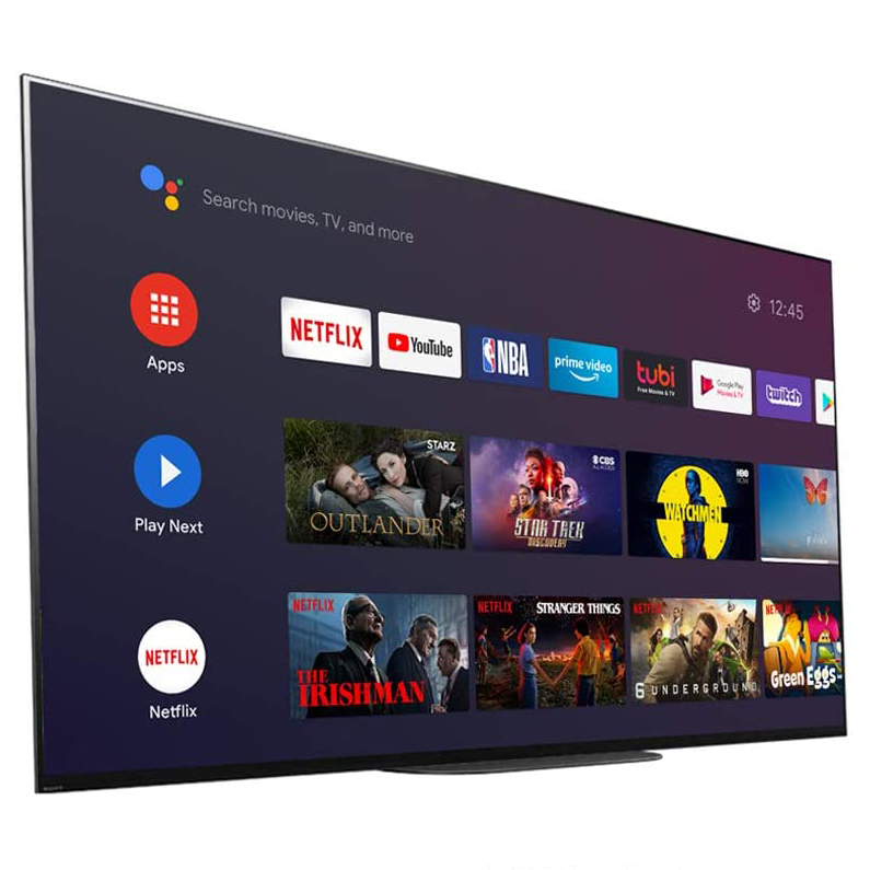 Sony XBR-77A9G 77-inch TV: MASTER Series BRAVIA OLED 4K Ultra HD Smart TV