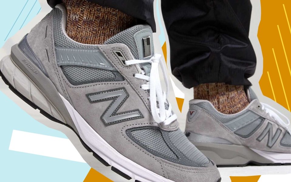 Most Comfortable Sneakers New Balance 990v5