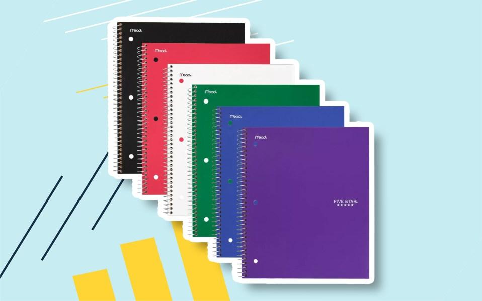 buy spiral notebooks online in 2021