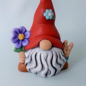 teresasceramics garden gnome, lawn gnomes