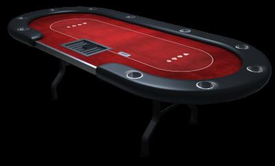 stainless dealer table