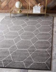 unique loom geometric moroccan rug