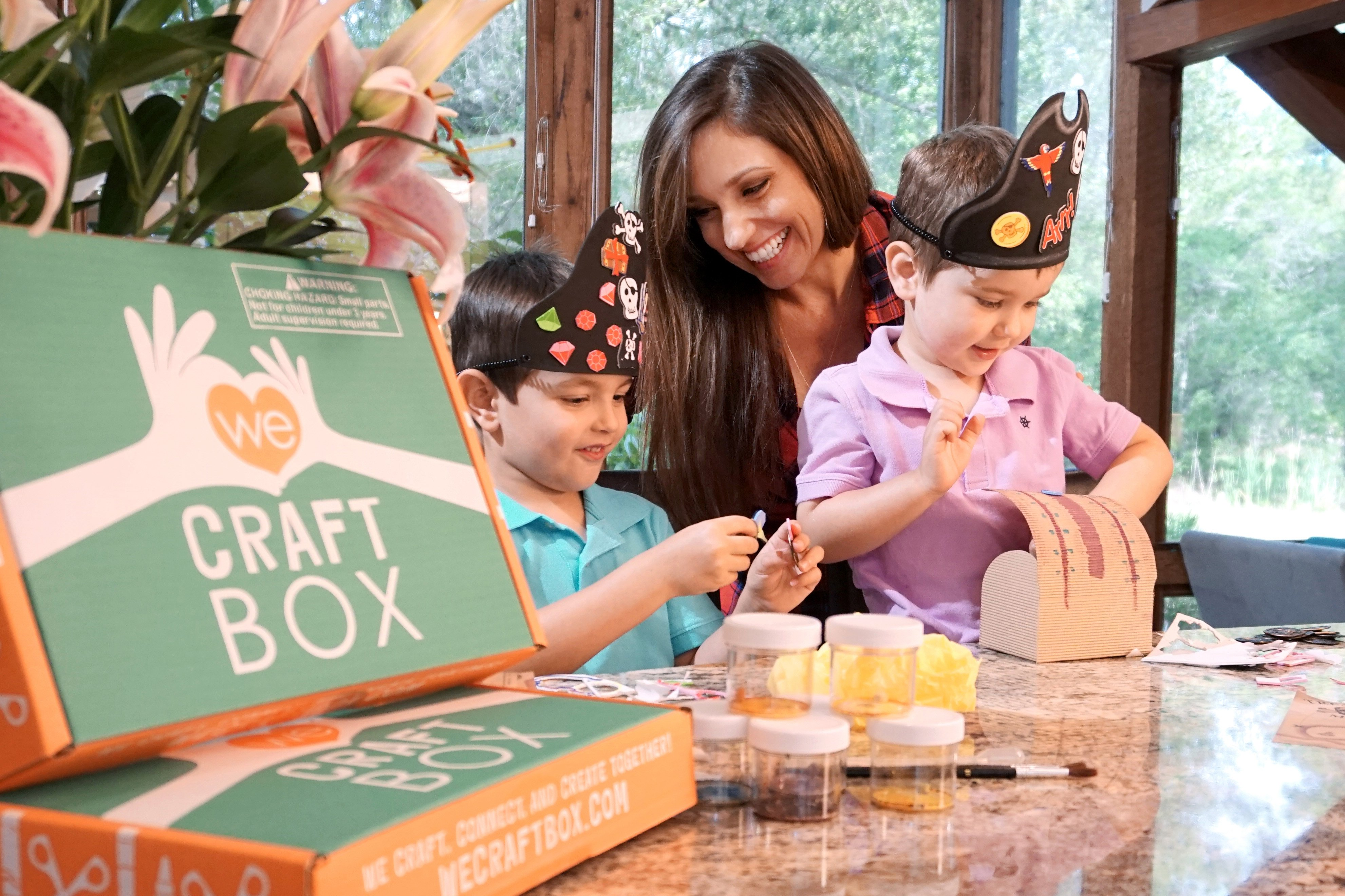 subscription boxes for kids we craft box