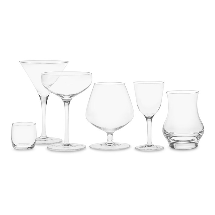 Williams Sonoma Specialty Barware Collection, Bar cart accessories