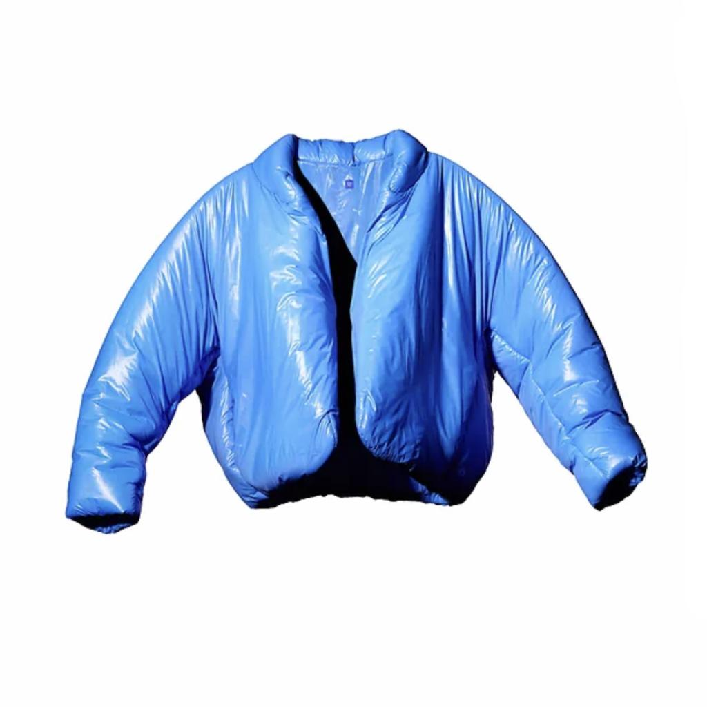 Yeezy X Gap jacket front view