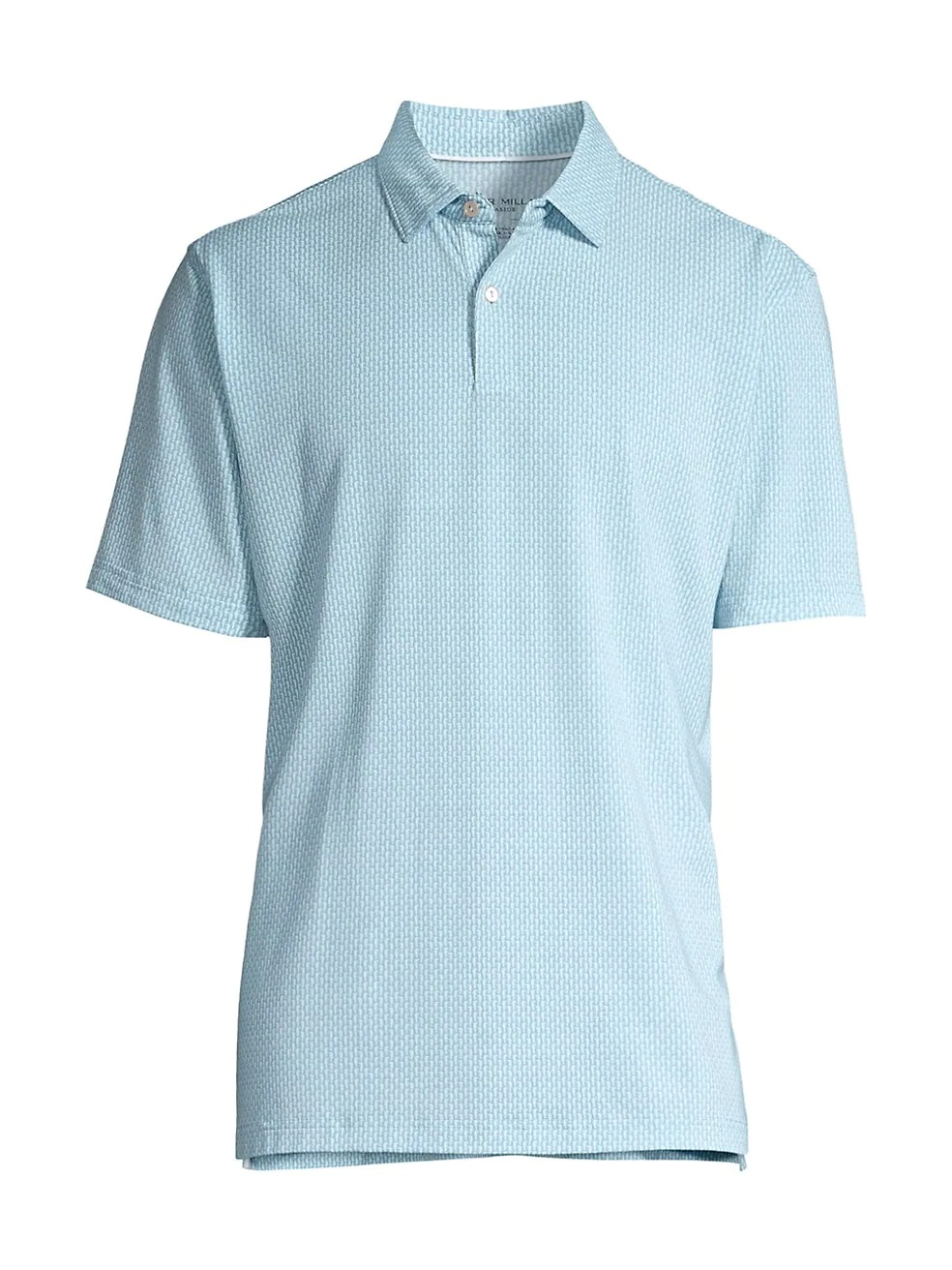 Peter Millar Drirelease Natural Touch Toucan Polo