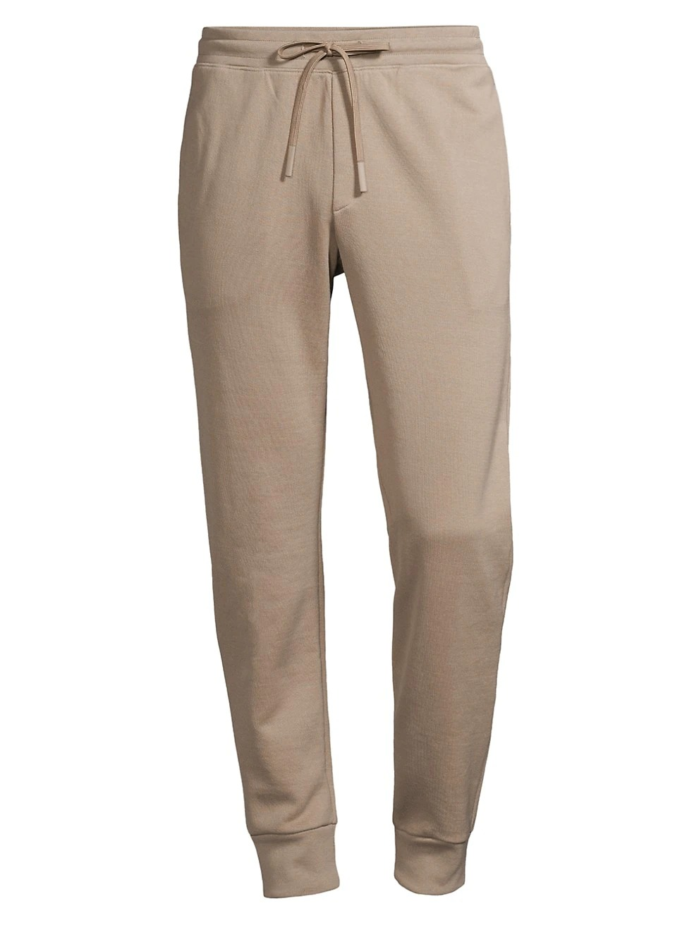 Theory Essential Waffle-Knit Sweatpants