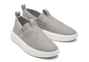 drizzle grey TOMS rover shoes