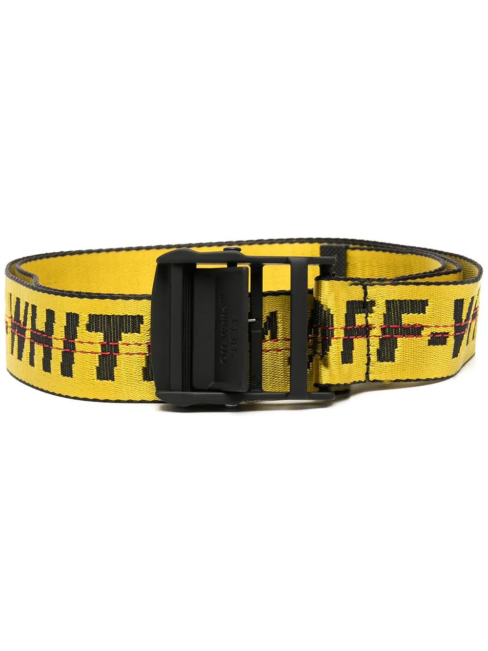 off-white adjustable belt