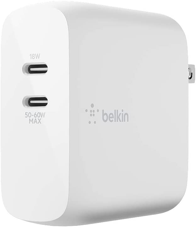 belkin charge boost 68W laptop charger