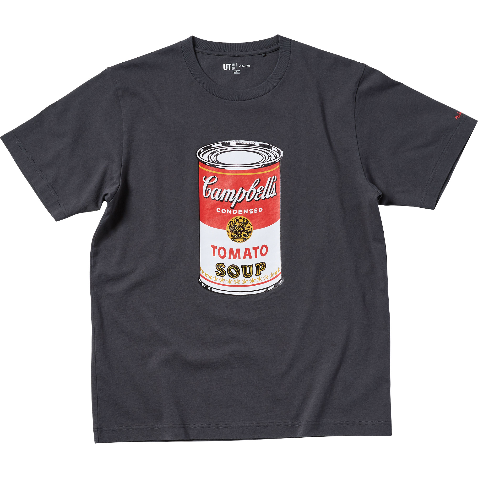 Andy Warhol UT Campbell's Tee