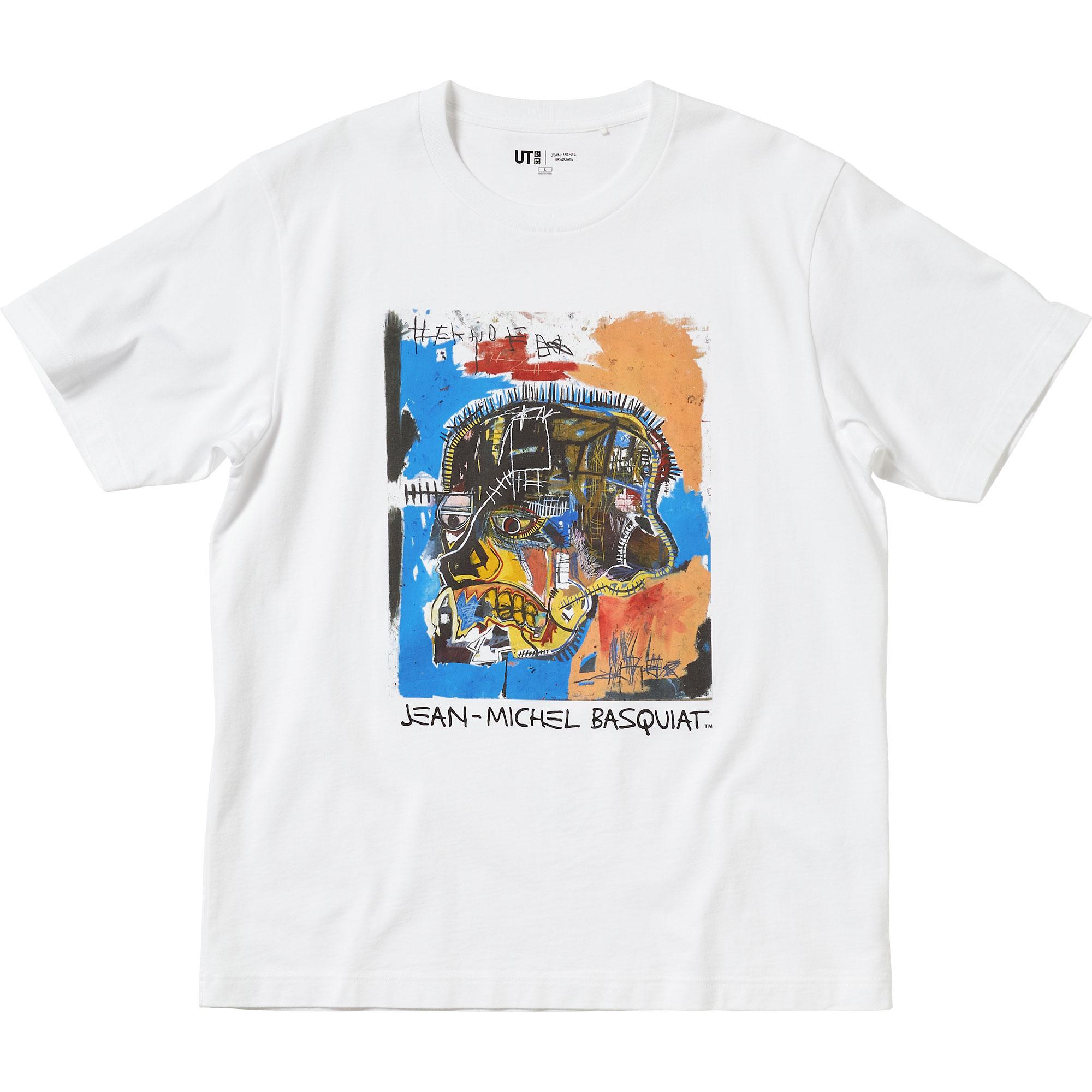 Jean-Michel Basquiat UT Tee