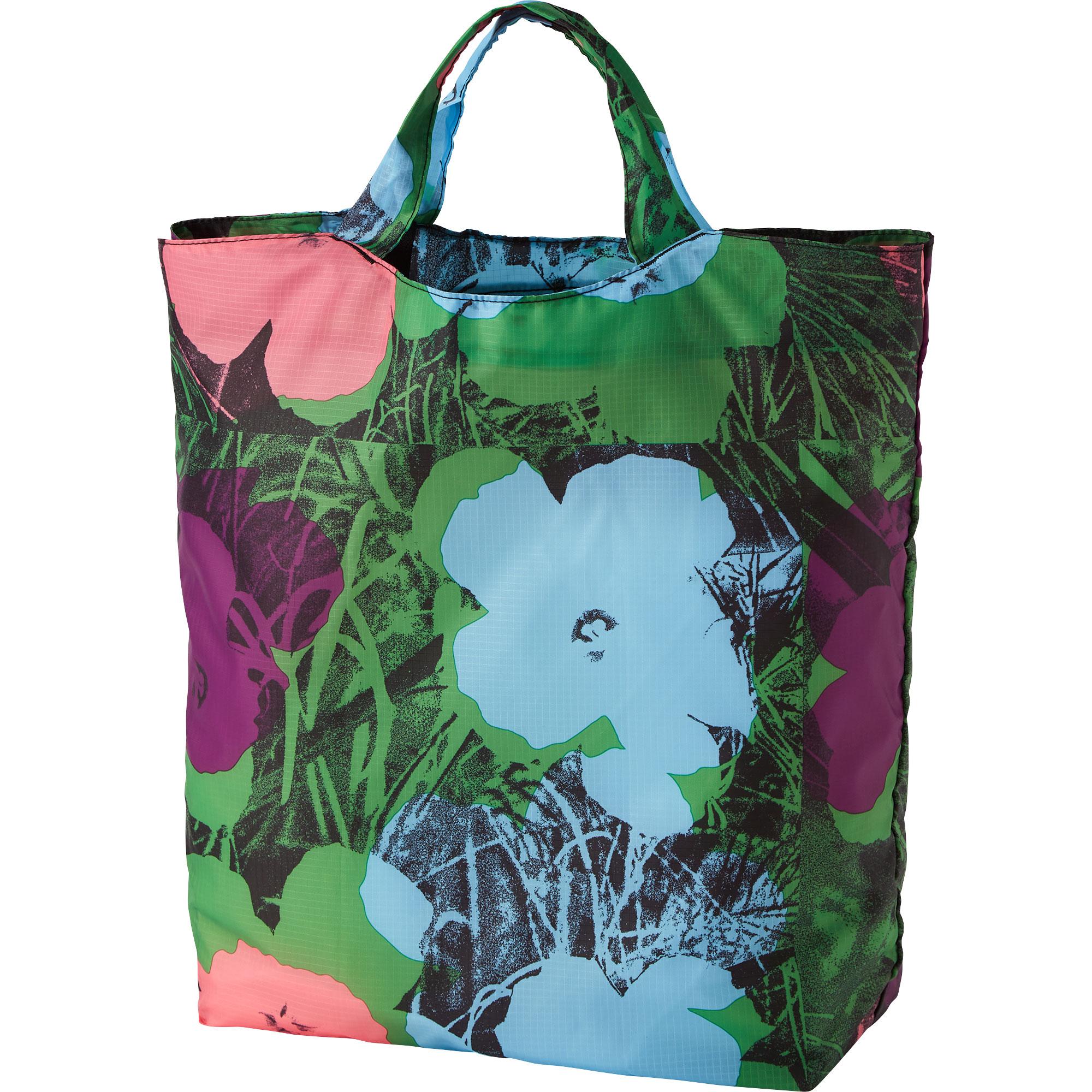 Andy Warhol Pocketable Tote Bag