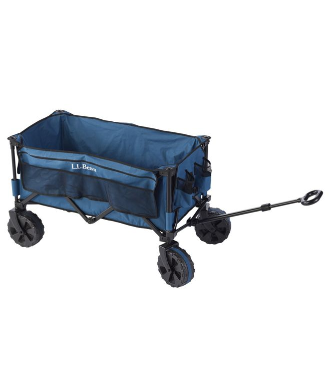 Collapsible Folding Heavy Duty All Terrain Beach Cart