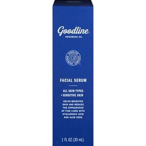 goodline grooming serum with hyaluronic acid