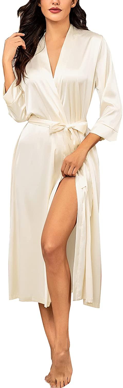 Hotouch Silk Robe