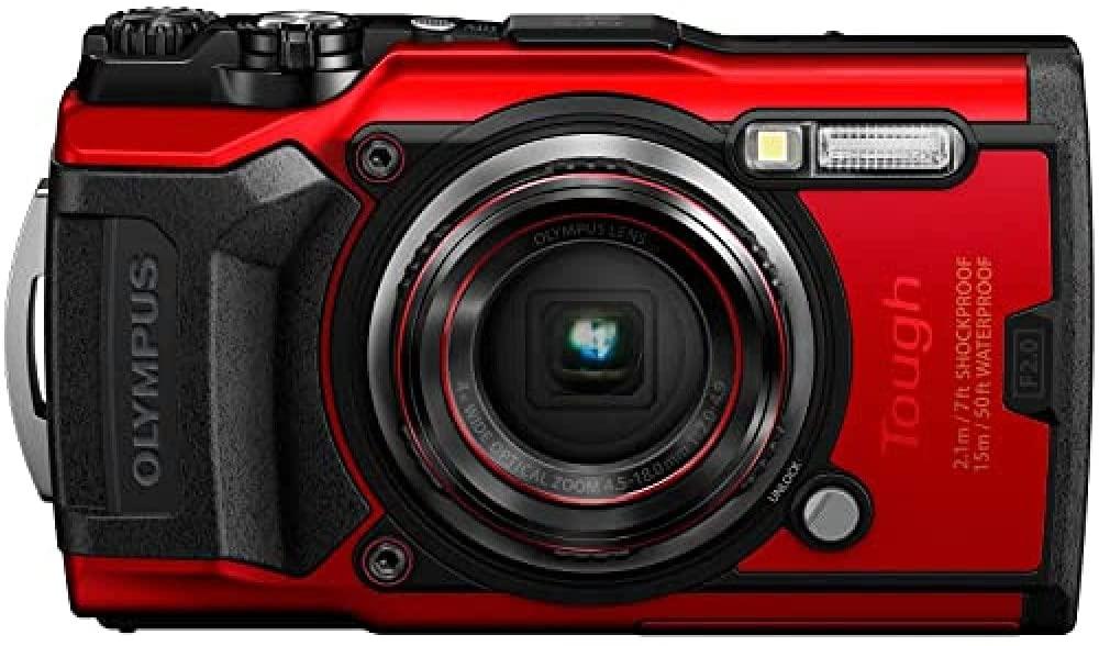 Olympus Tough TG-6 - Best Travel Camera