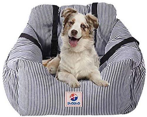 BLOBLO Dog Bed Car Seat