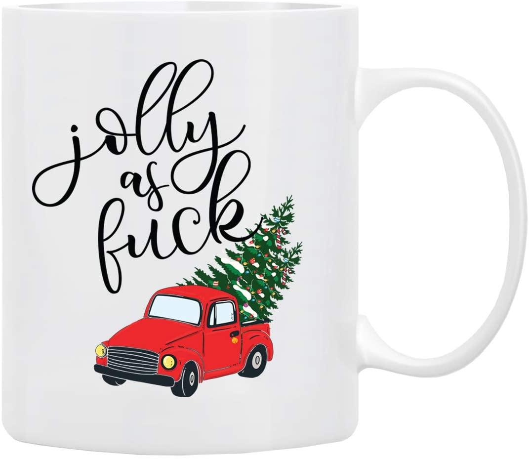 Jolly AF Coffee Mug
