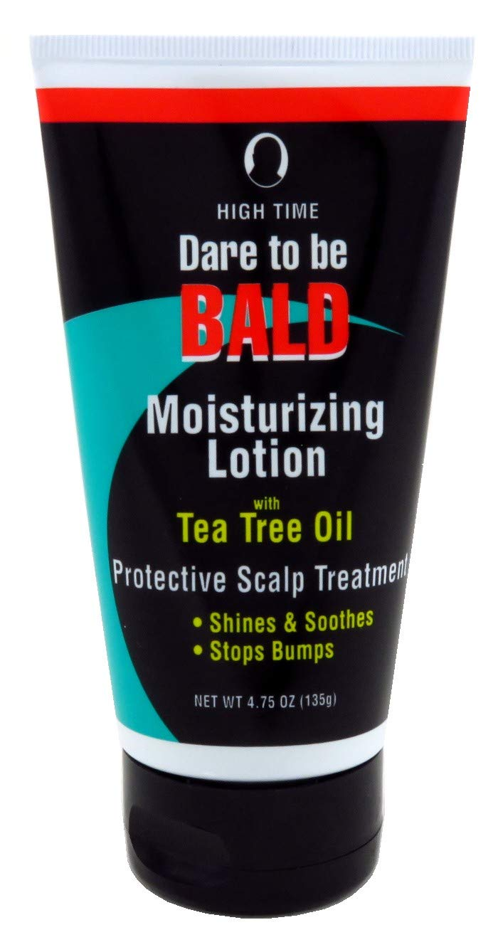 High Time Dare To Be Bald Protective Scalp Treat