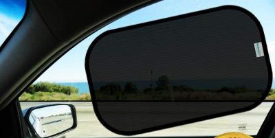 kinder Fluff Car Window Sunshades