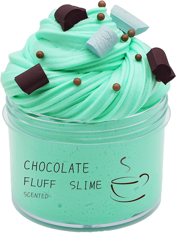 Luskidol Butter Chocolate Slime