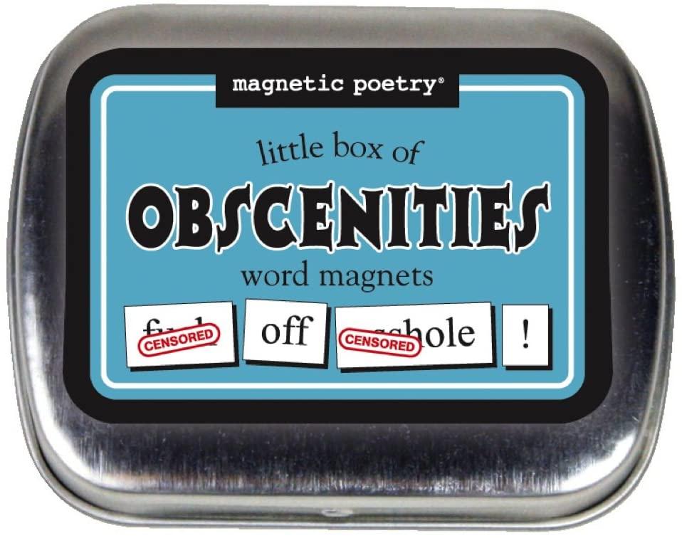 Little Box of Obscenities Kit