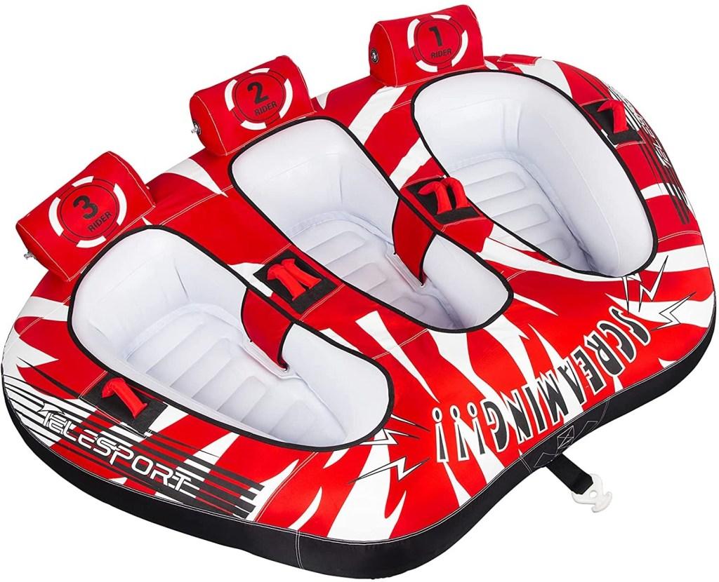 Telesport Inflatable Towable Tube, Best towable tubes