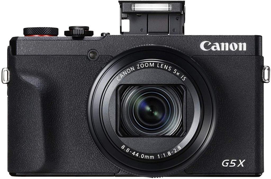 Canon G5 X Mark II - Best Travel Camera