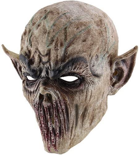 Hophen Biochemical Alien Zombie Scary Halloween Mask