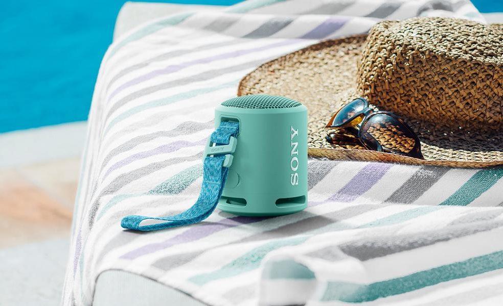 Sony SRS-XB13 Bluetooth Speaker, Reviewed
