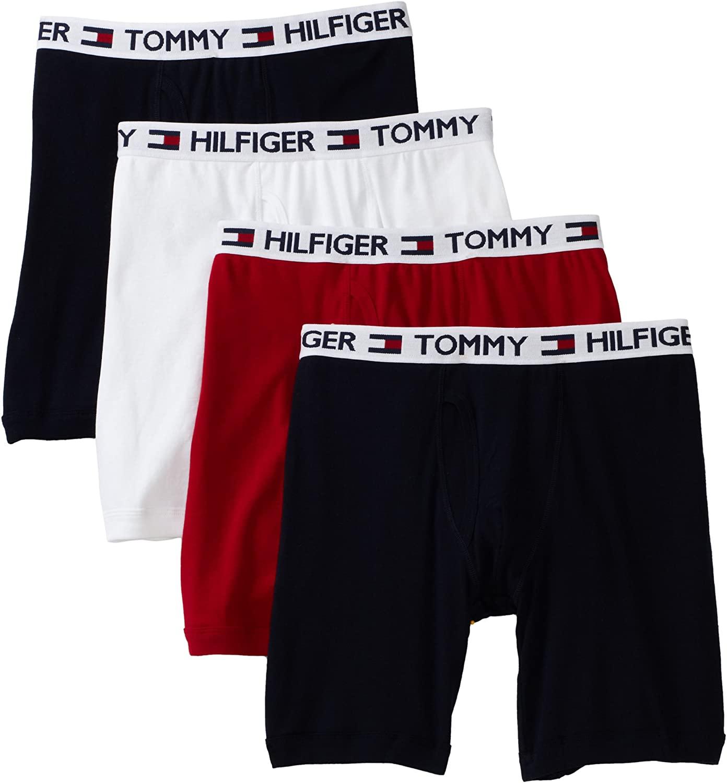 Tommy Hilfiger Underwear 4-Pack Boxer Brief