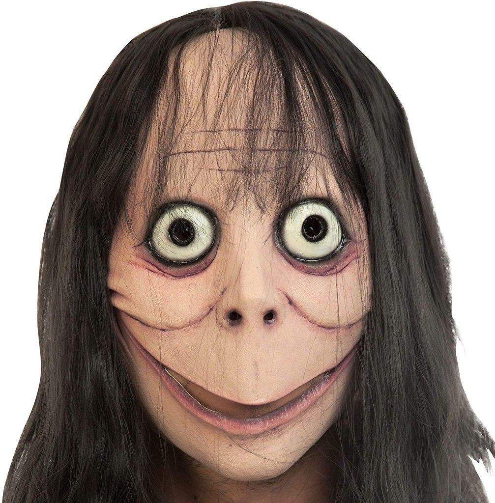 Ghoulish Productions Momo Mask