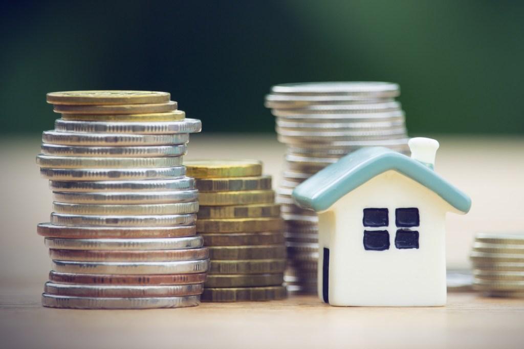 Mortgage concept photograph