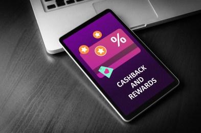 Cashback and Rewards - loyalty program and retail customer money