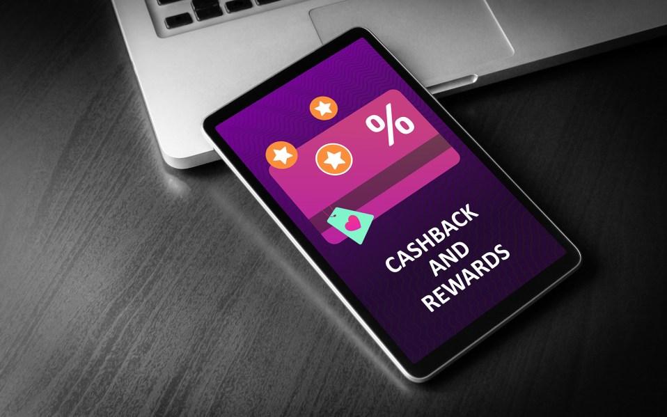 credit card rewards graphic