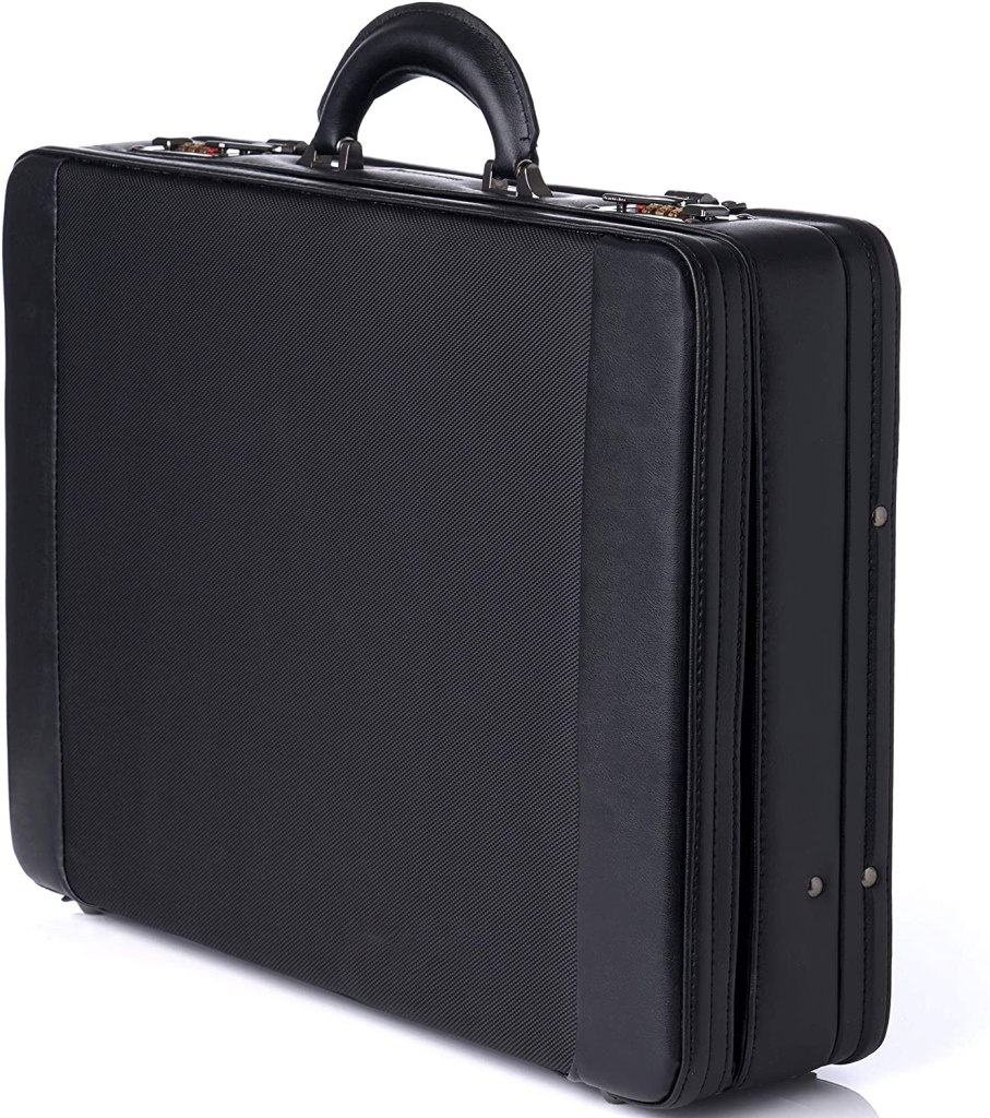 Alpine-Swiss-Expandable-Hard-Sided-Briefcase, The Best Briefcases