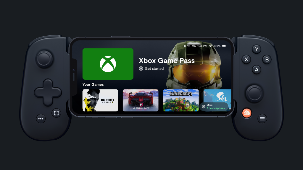 Backbone Mobile Gaming Controller Featured Image