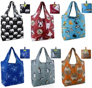 packable bags beegreen
