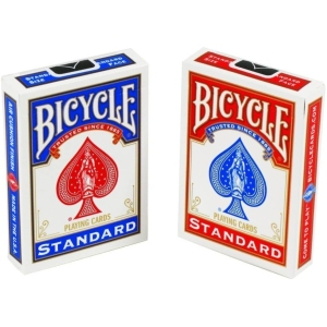 Bicycle standard playing cards, $5 christmas gifts