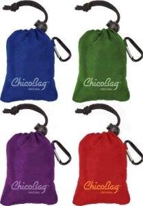 packable bags chicobag original reusable grocery bag