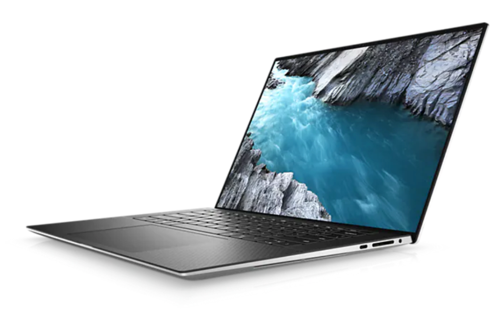 Dell XPS 15 laptops for photo editing