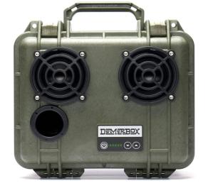 DemerBox Bluetooth Boombox