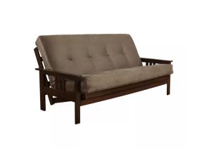 dual comfort futon